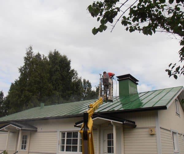 Kattotyöt kaikille katoille